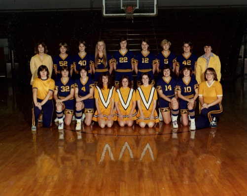 1978-79 WARRIORETTES